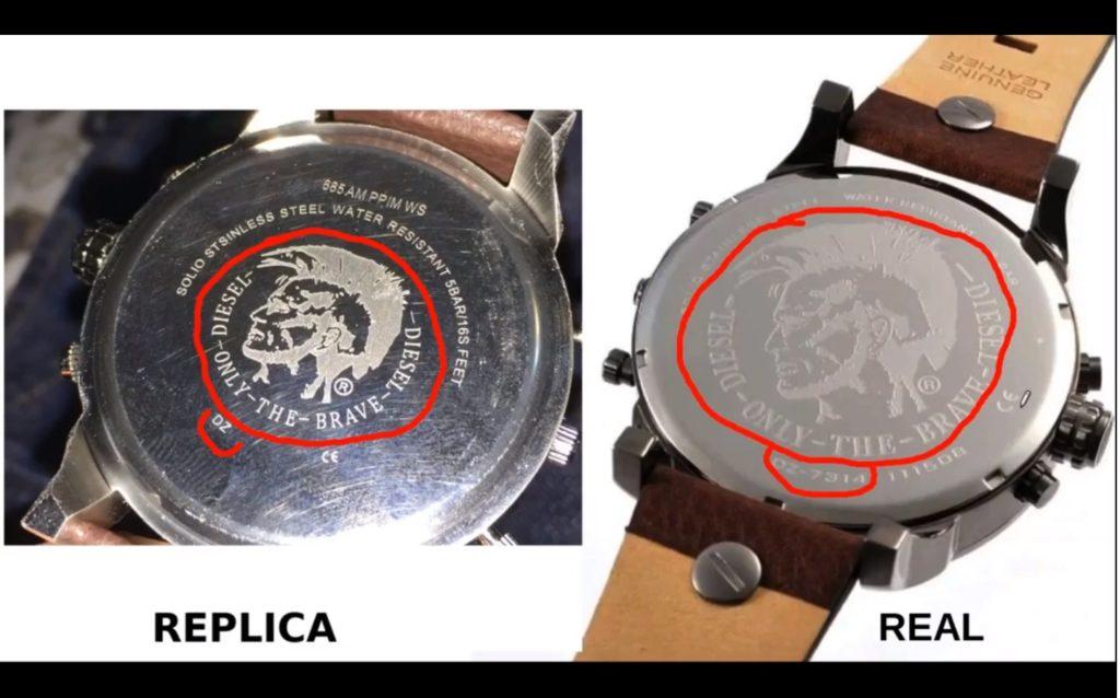 Часы Дизель