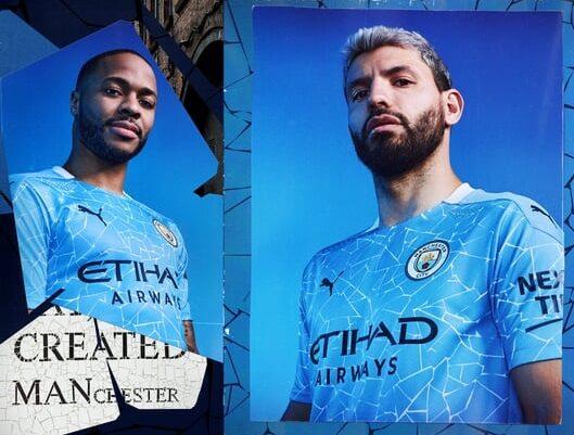 Форма «Манчестер Сити».
