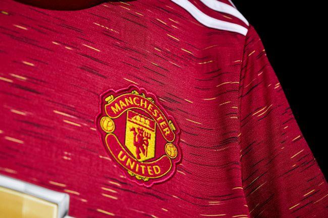 Форма «Манчестер Юнайтед».