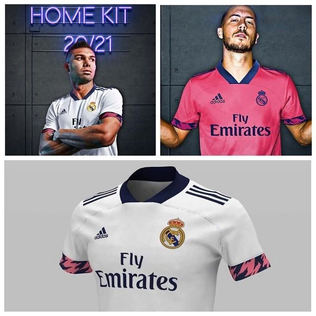 Форма «Реал Мадрид».