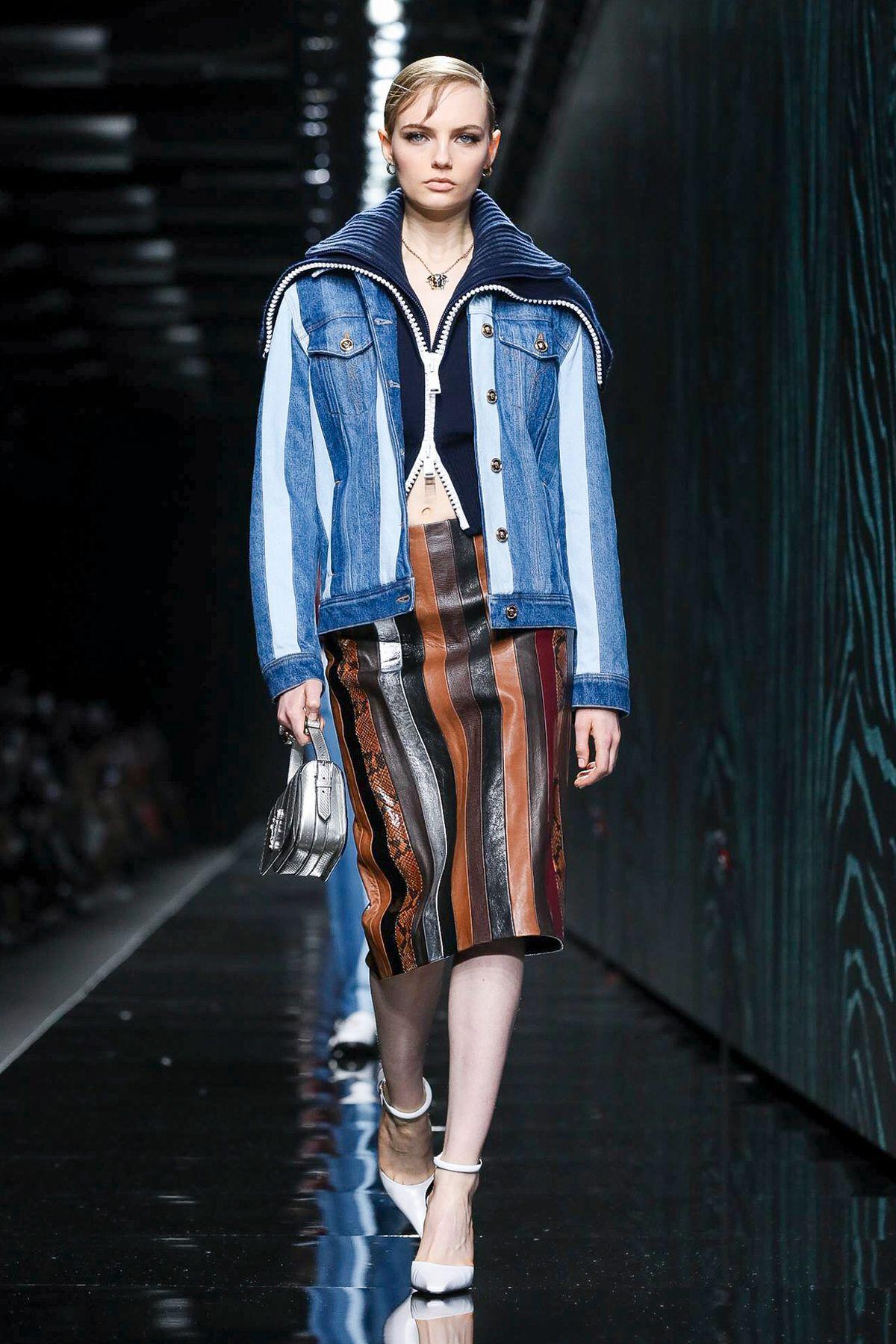Versace юбка
