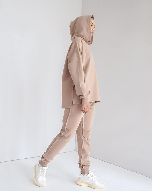 костюм из футера