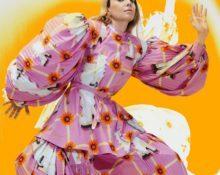 Платье от Loewe