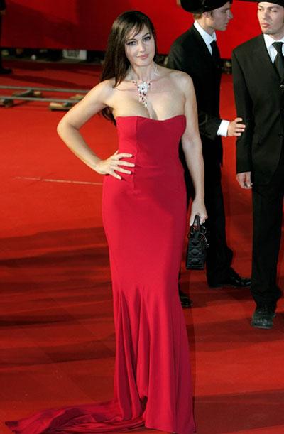 Моника Беллуччи 2004-2006