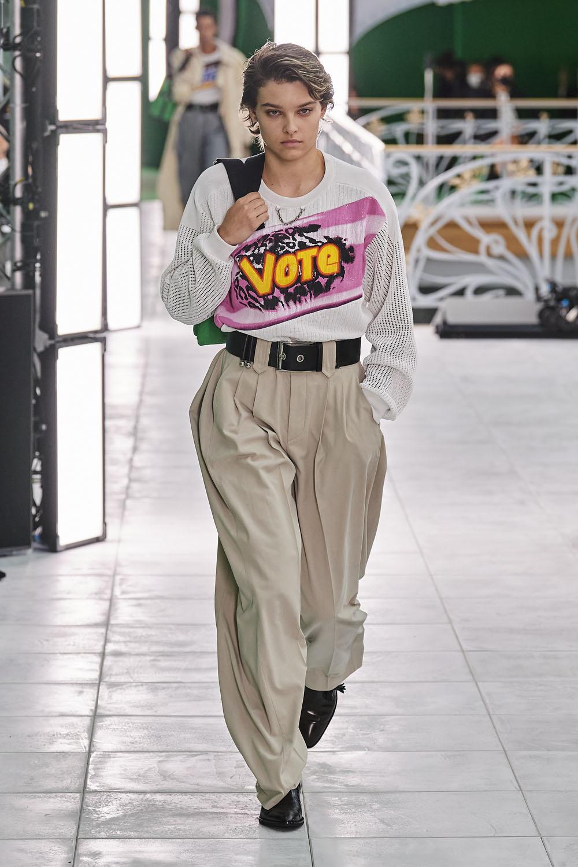 Образ от Louis Vuitton