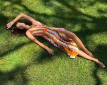 Ирина Шейк в платье