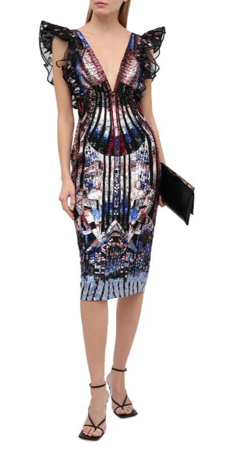 Платье от Zuhair Murad за 831 000 рублей