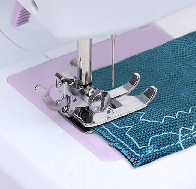 оверлок в швейной машинке