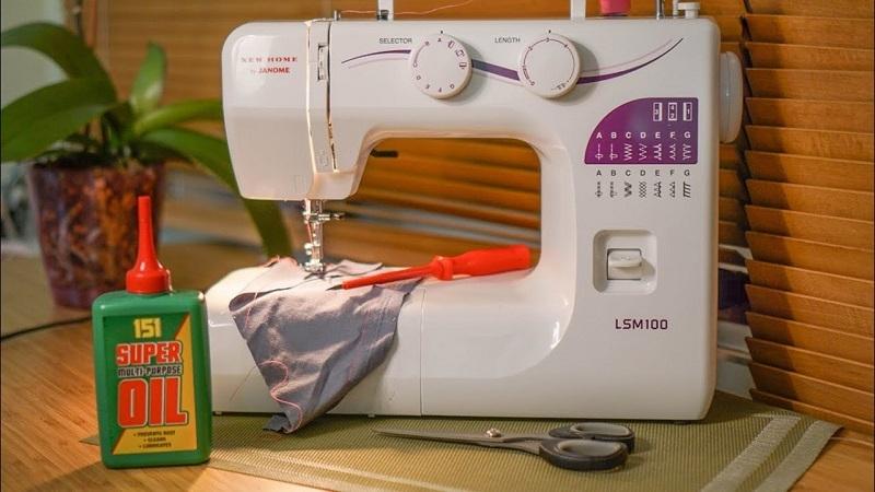 Почему не шьет швейная машинка