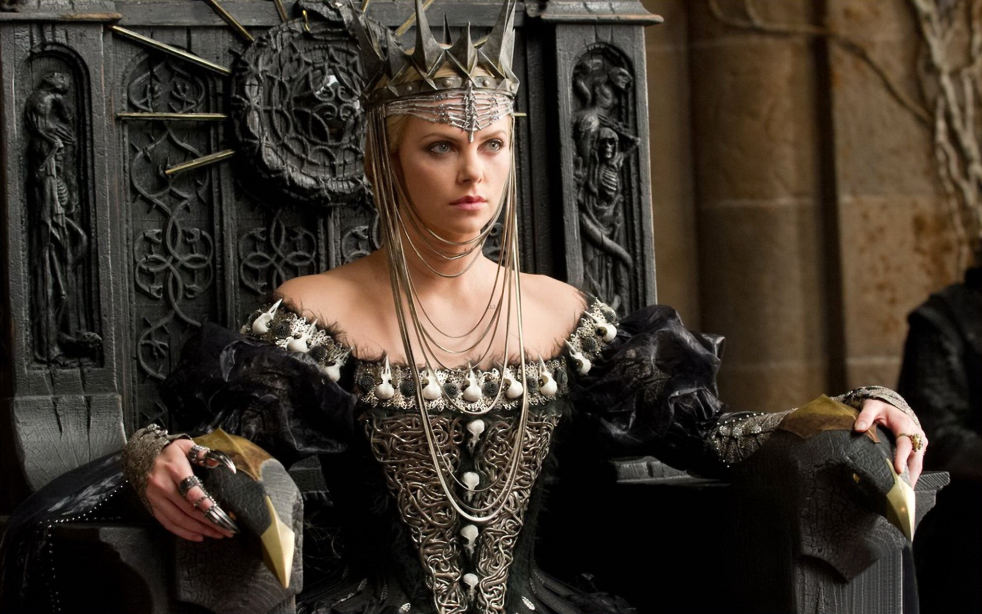 Образ Королевы Ровенны