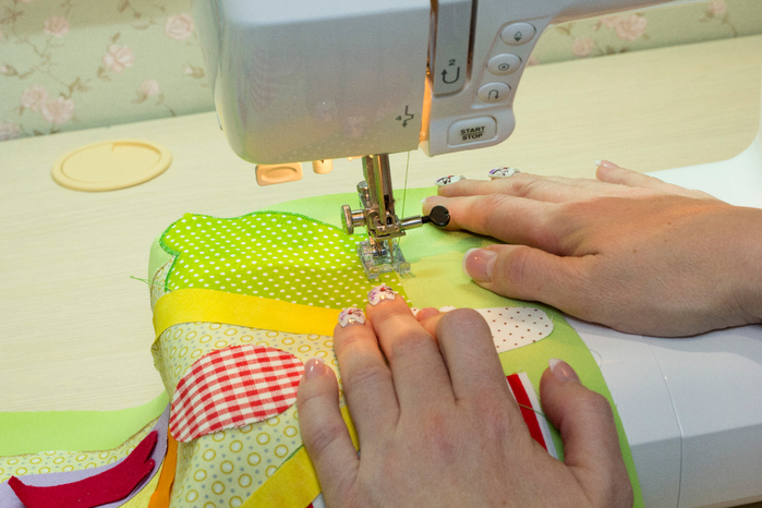 Как научиться шить на машине