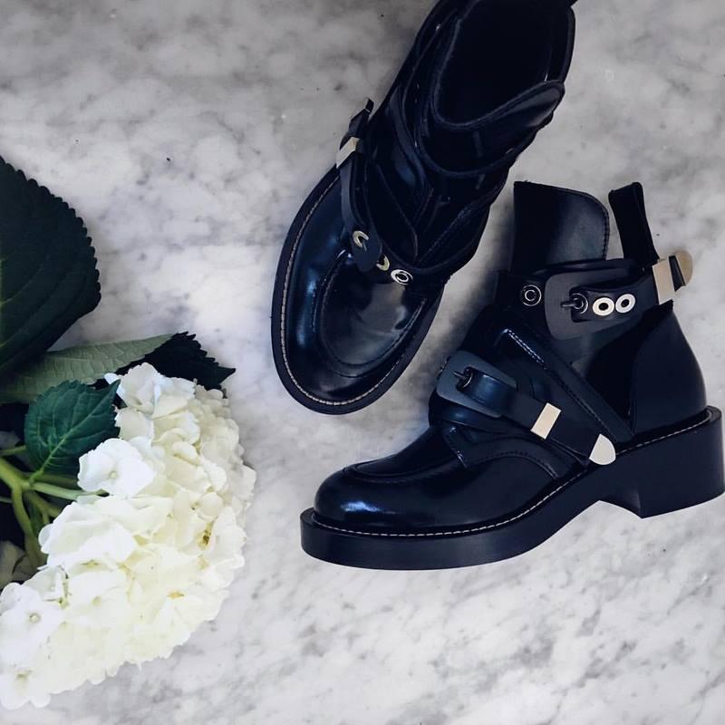 модная обувь 2021