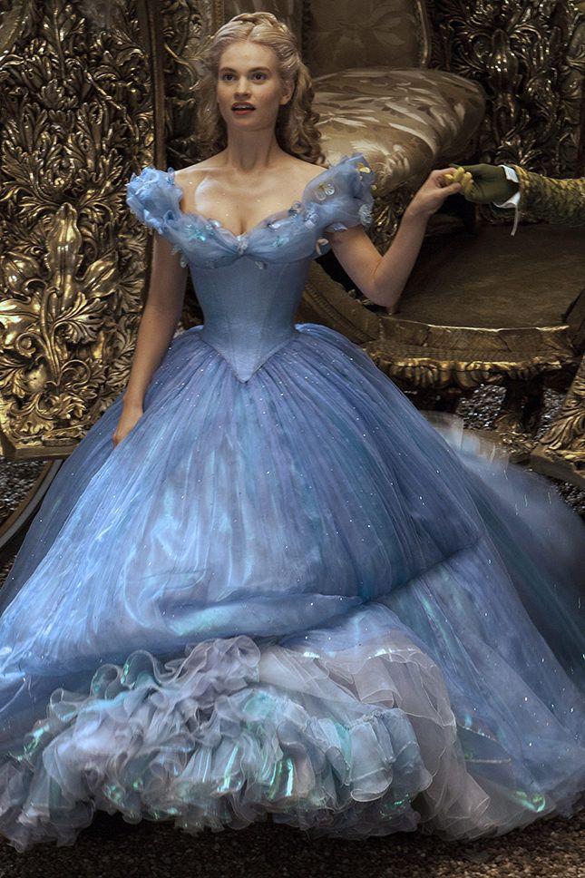 Платье Золушки