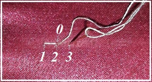 11 Чтобы уменьшить расход ниток – 3
