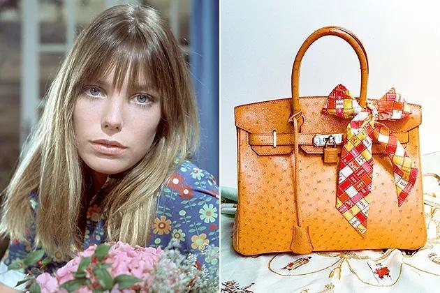 Джейн Биркин — Birkin от Hermès
