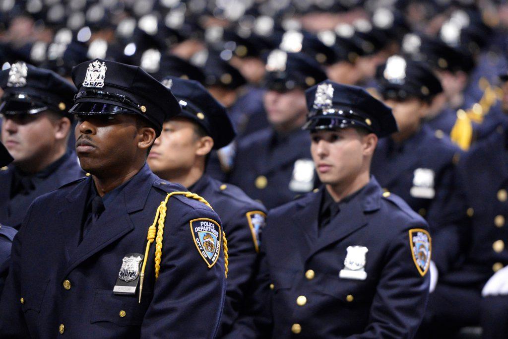 форма полиции Нью-Йорка