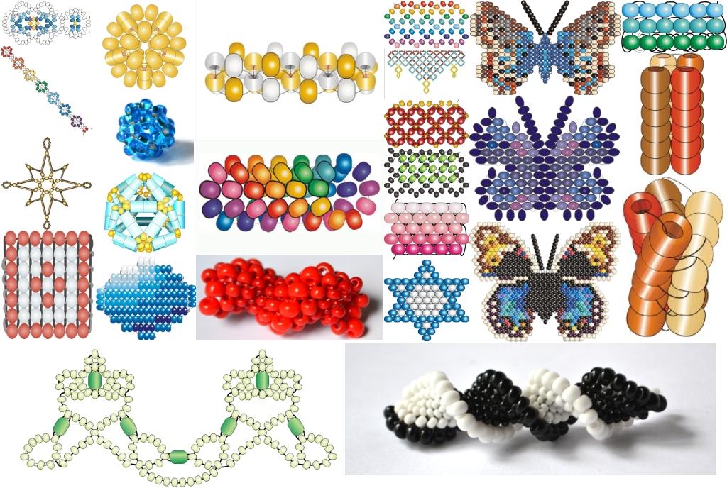 мозаичные схемы