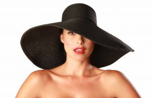 большая шляпа
