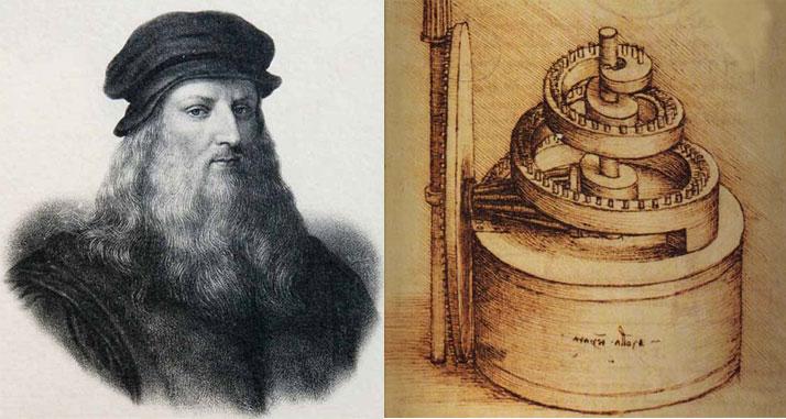 Проект Леонардо да Винчи