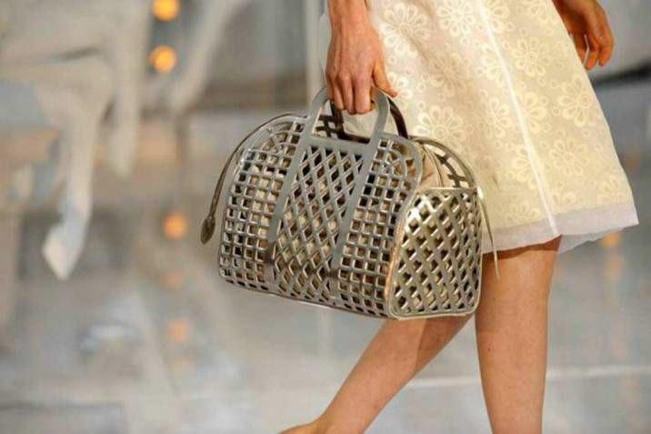 пластиковая сумка
