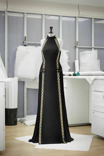 Платье для Николь Кидман