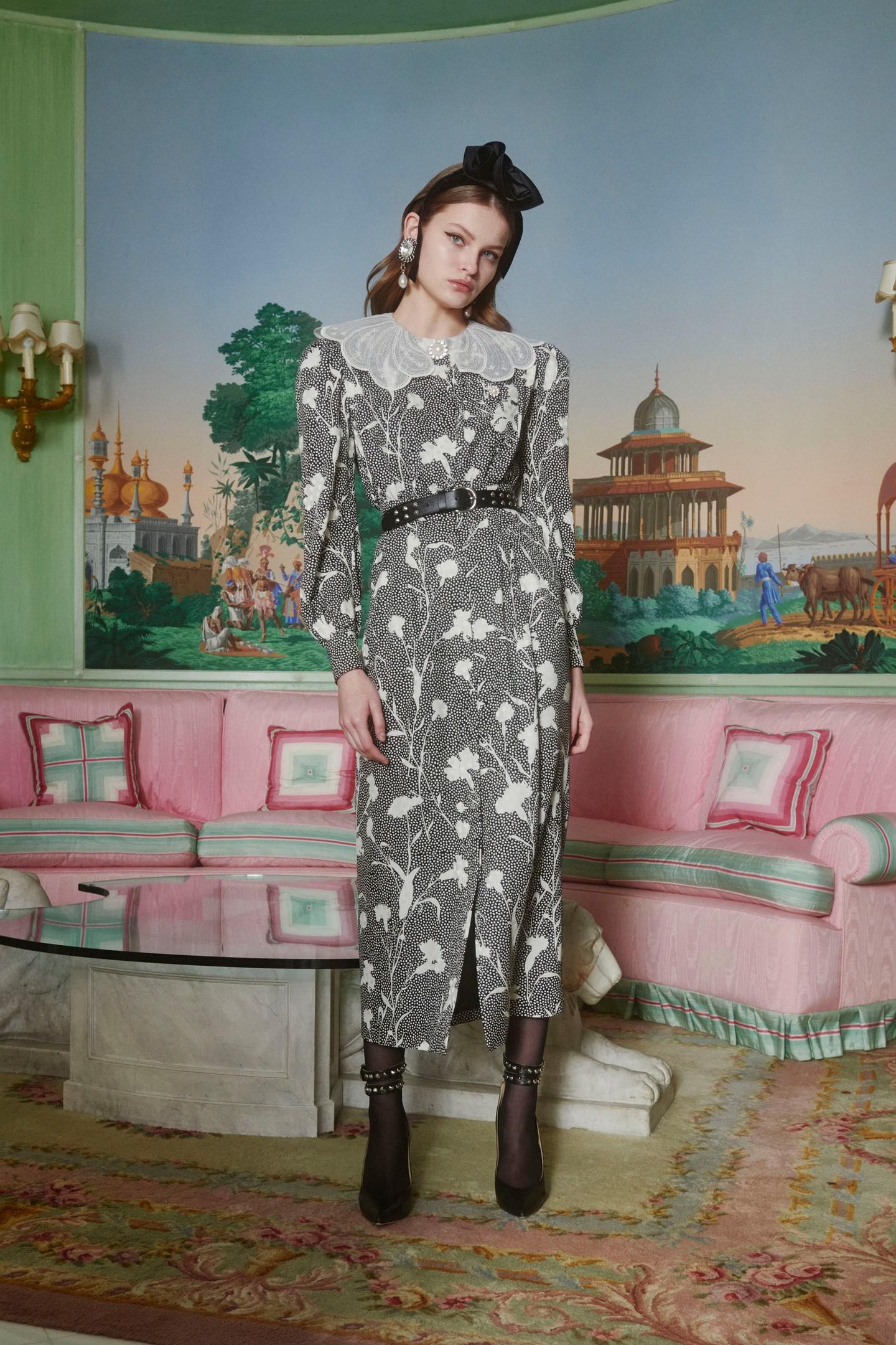Новая коллекция Alessandra Rich