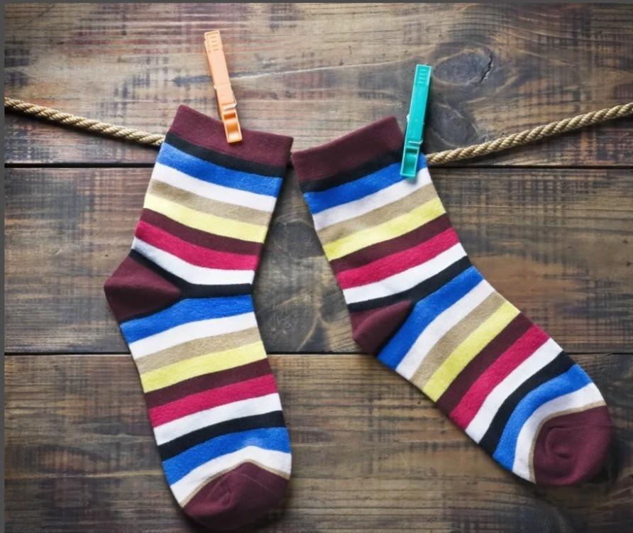 Старые носки