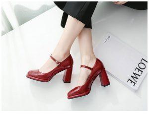 модные туфли мэри джейн