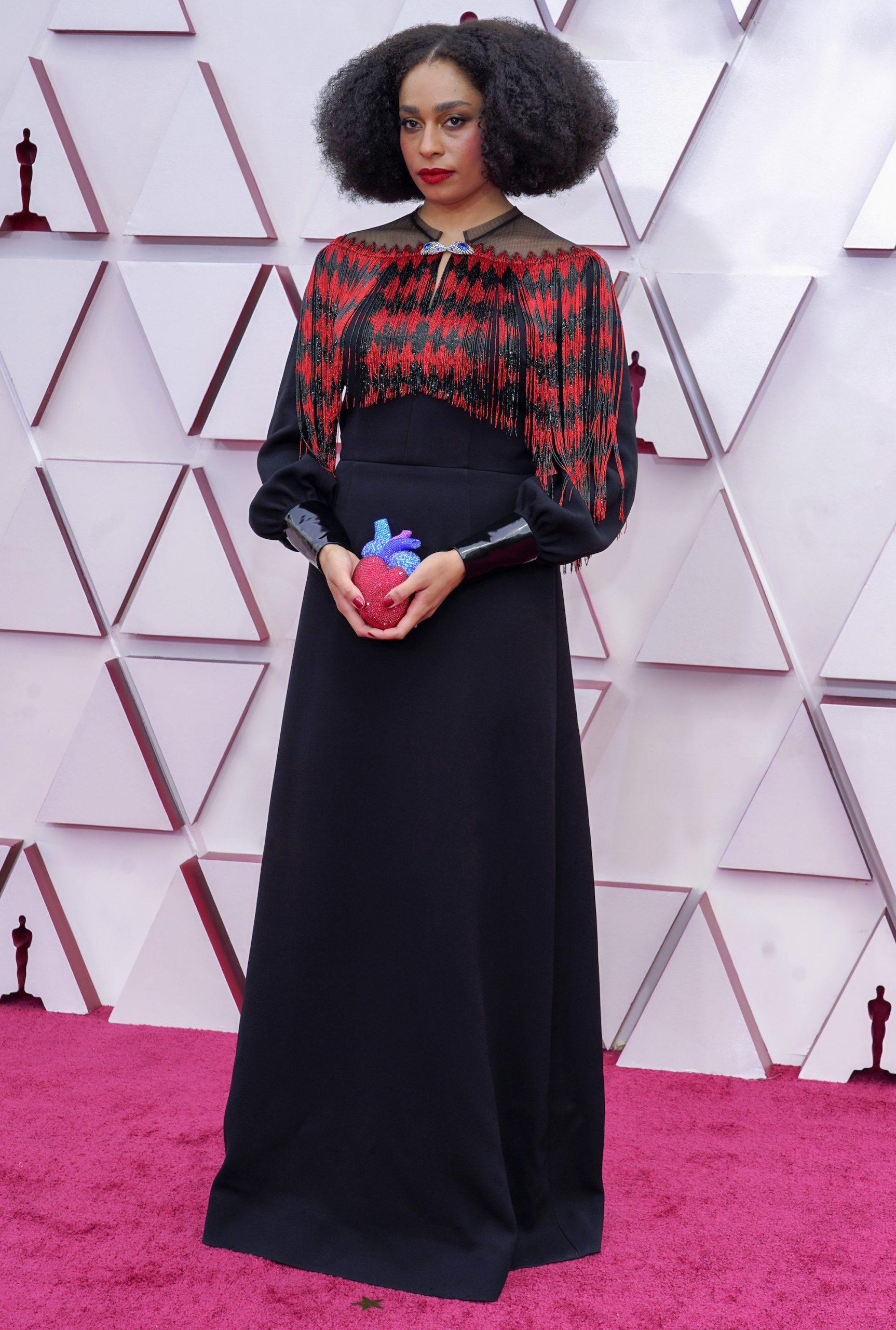 Селеста Уэйт на премии Оскар-2021