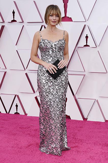 Марго Робби на премии Оскар-2021