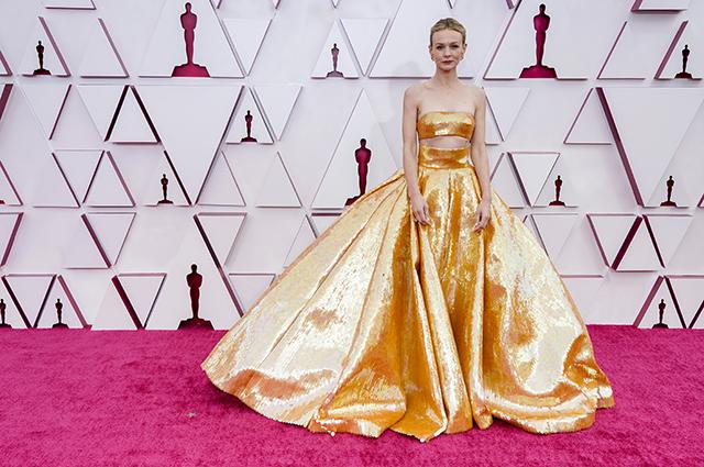 Кэри Маллиган на премии Оскар-2021