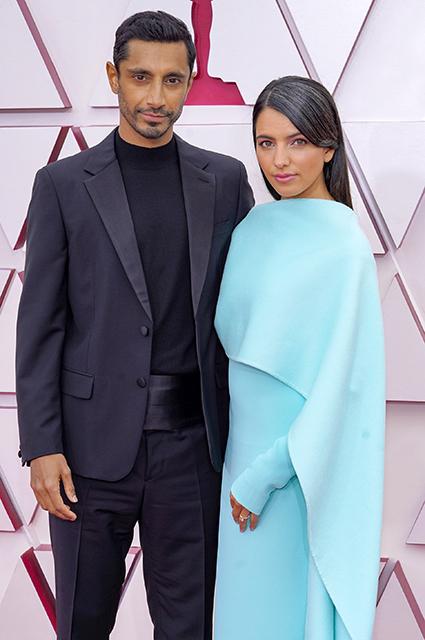Фатима Фархин Мирза на премии Оскар-2021