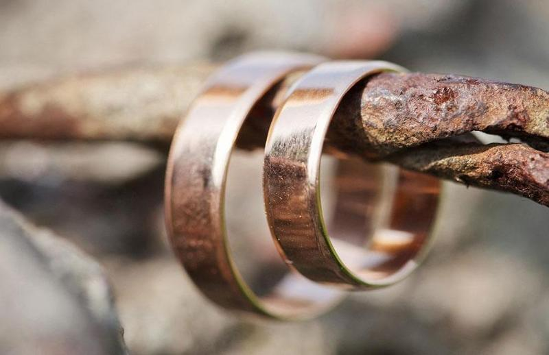 бронзовая свадьба