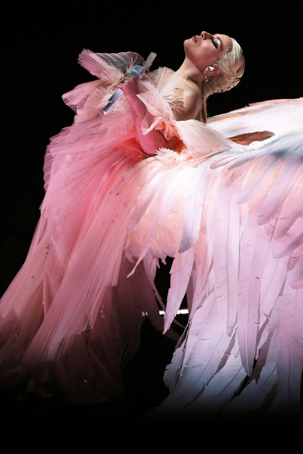 Нежный образ Леди Гага
