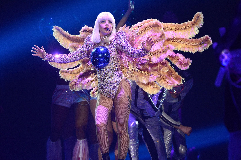 Сценические образы Леди Гага