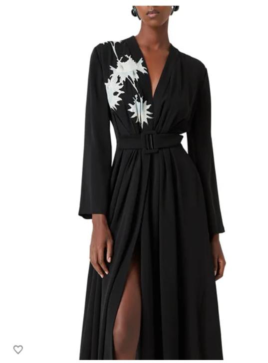 Платье для Меган Маркл на интервью