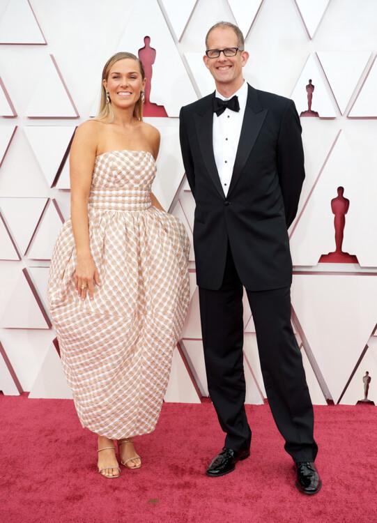 Дана Мюррей на премии Оскар-2021