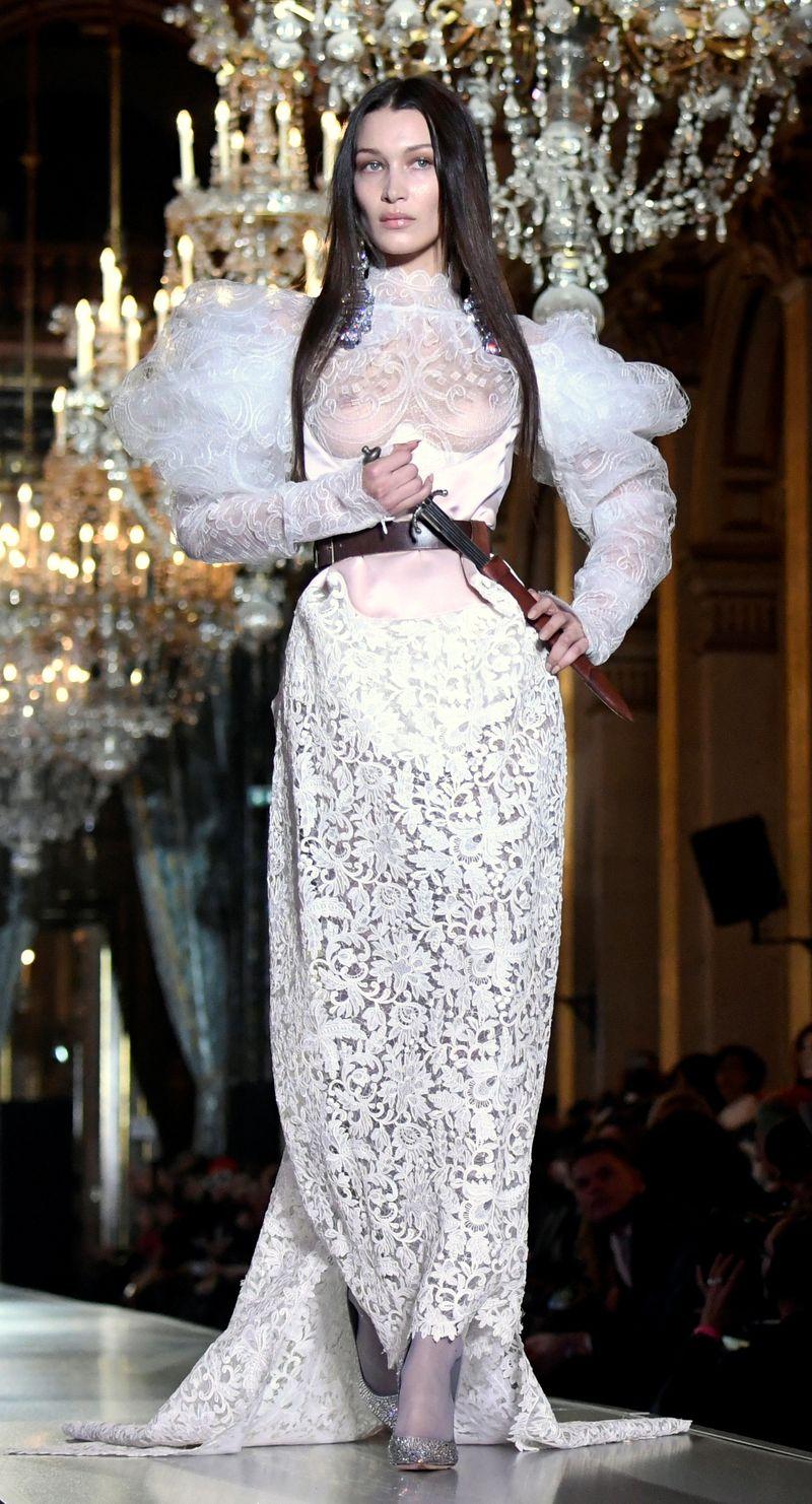 Платье от Вивьен Вествуд