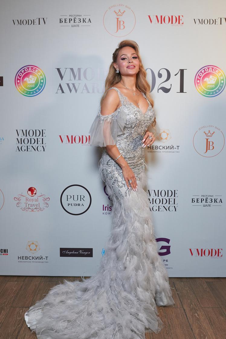 Анна Калашникова - ведущая премии VMODE 2021
