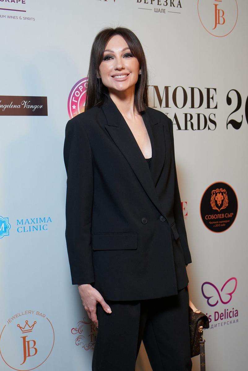 Согдиана на премии VMODE 2021