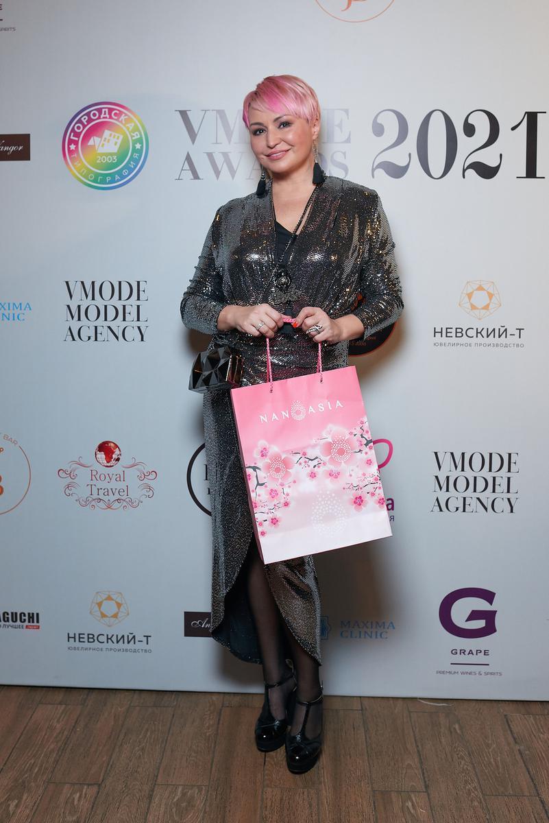 Катя Лель на премии VMODE 2021