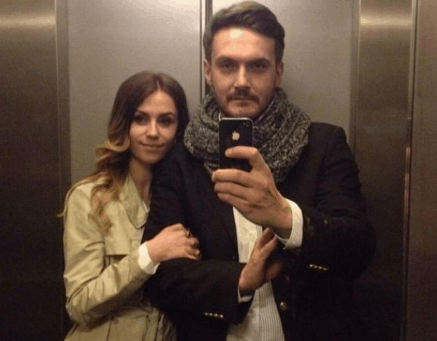 Андрей и Виктория Аверины