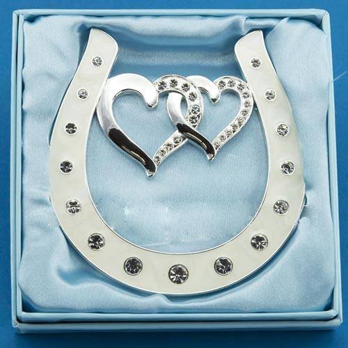 украшение на серебрянную свадьбу