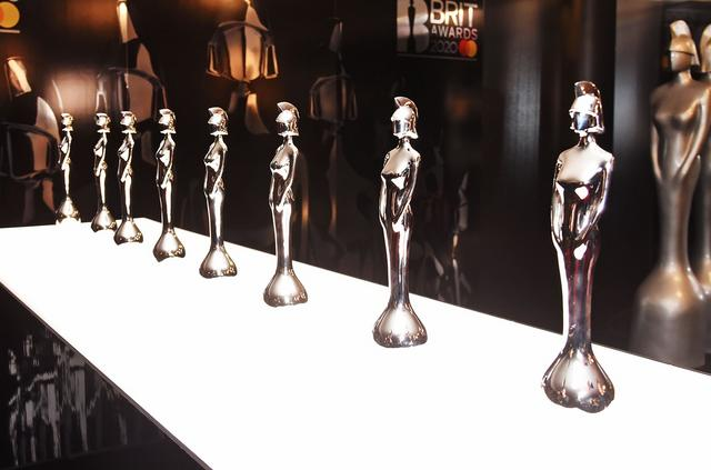 Вручение премии BRIT Awards 2021
