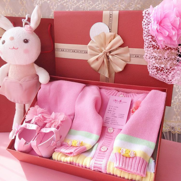 подарки на рождение девочки