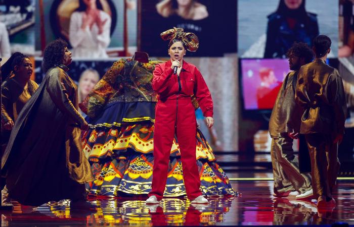 Российская конкурсантка Манижа на Евровидении-2021