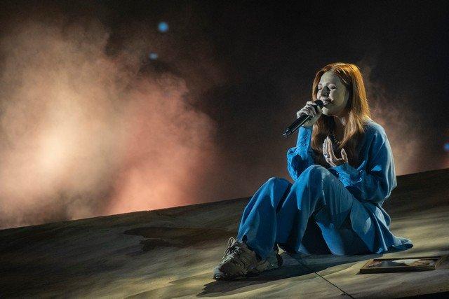 Виктория Георгиева на Евровидение-2021