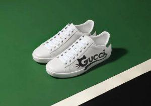 Экологичные кроссовки от Gucci