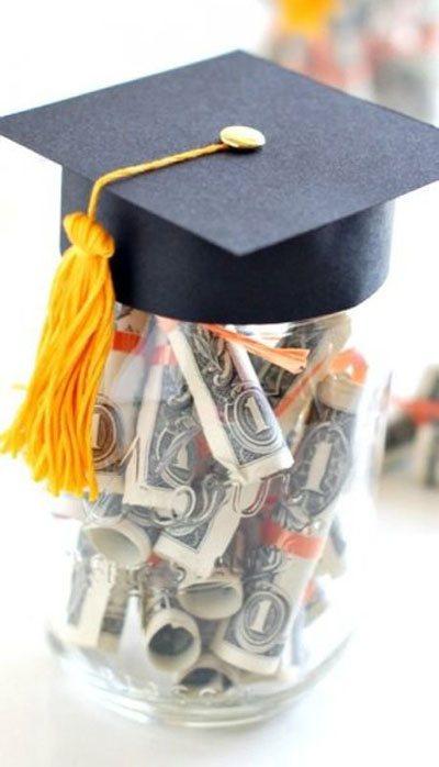 подарок парню на защиту диплома