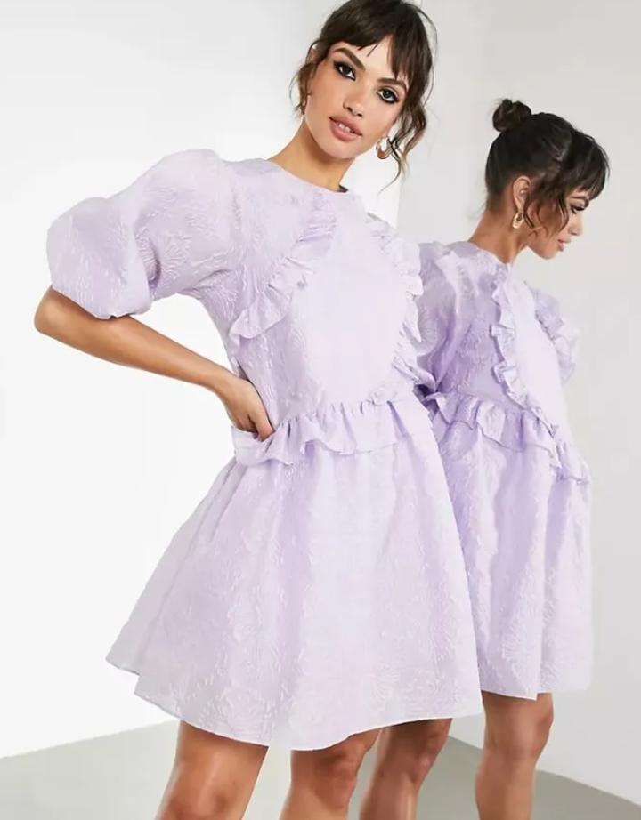 Кукольные платья на лето